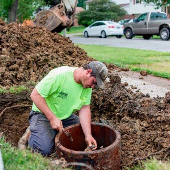 plumbing sewer