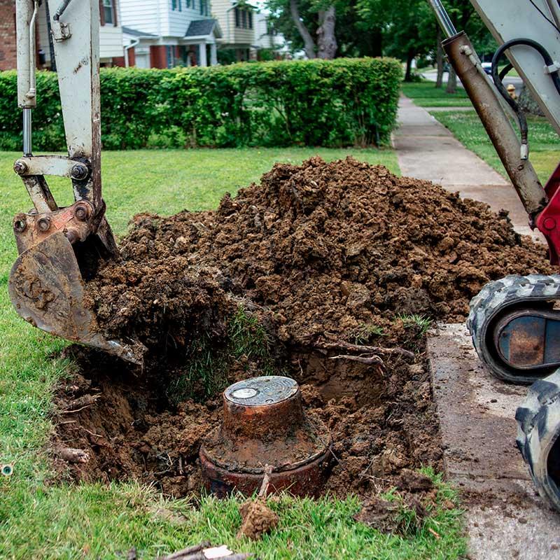 Nieman Plumbing Sewer Repair