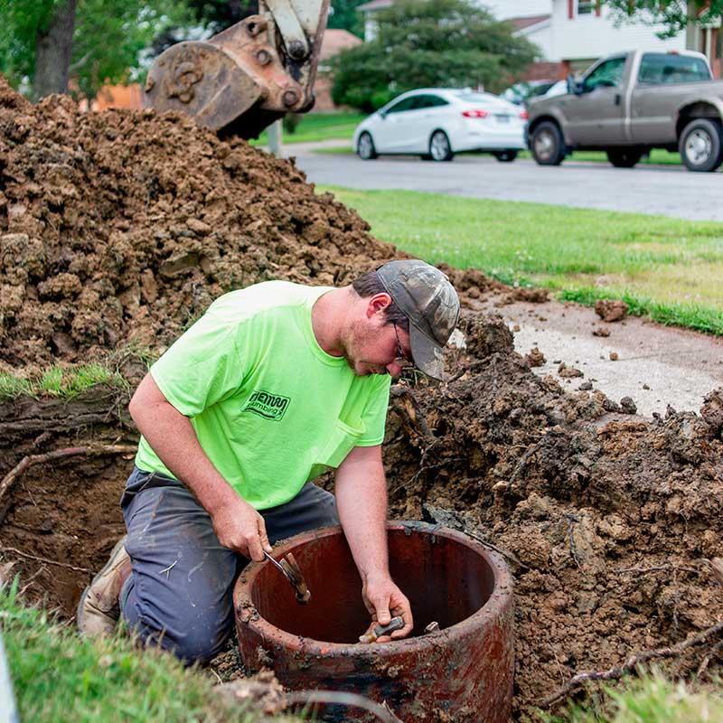 Nieman Plumbing Sewer Repair & Replacement